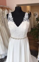 Ivory and Co | Wedding Dress | Aline | T272F
