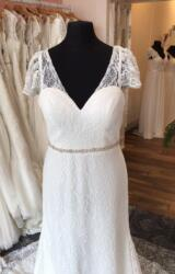 Ivory and Co | Wedding Dress | Fit to Flare | T274F