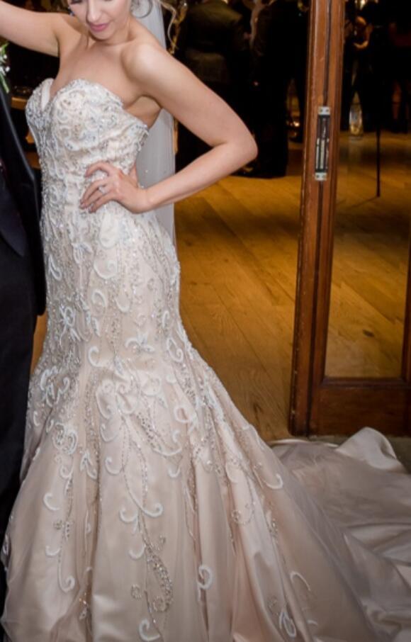 Eternity Bridal | Wedding Dress | Fit to Fare | C2560