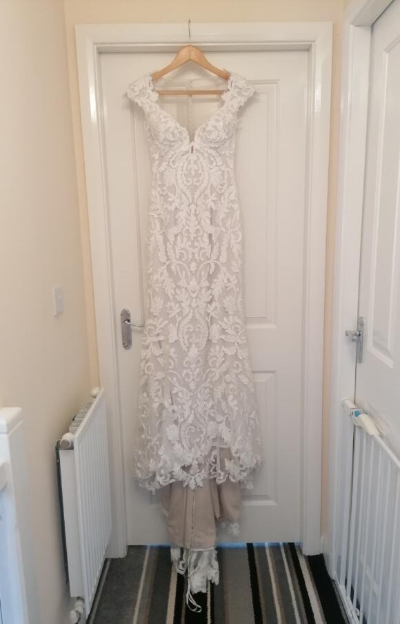 Sottero and Midgley | Wedding Dress | Aline | C2625