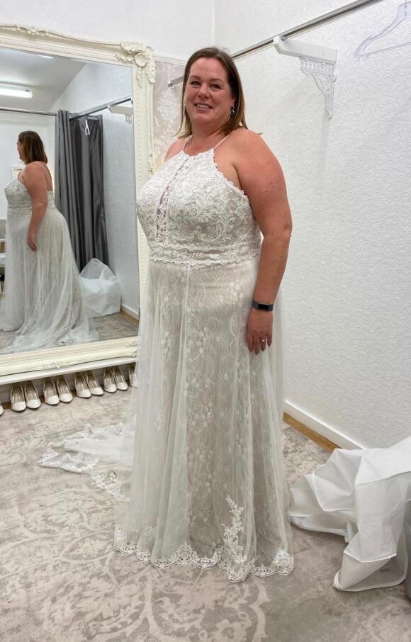 Christina Wu | Wedding Dress | Aline | C2462