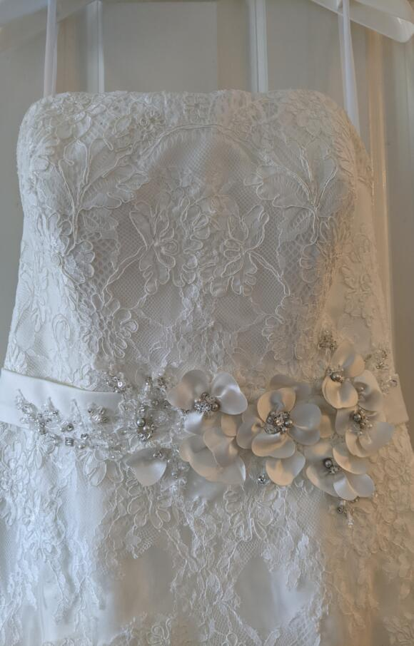 Allure Bridal   Wedding Dress   Fishtail   C2626