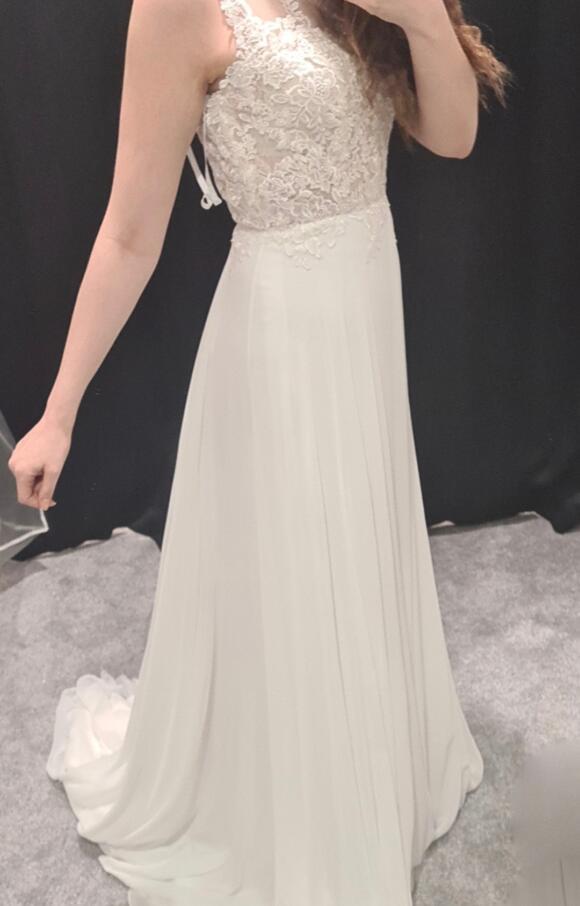 Wed2B   Wedding Dress   Aline   C2528