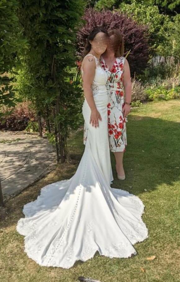 Stella York | Wedding Dress | Fishtail | C2519