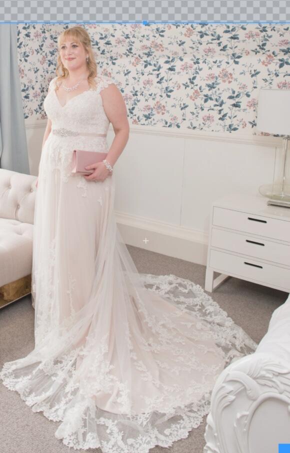 Essense of Australia | Wedding Dress | aline | C2533