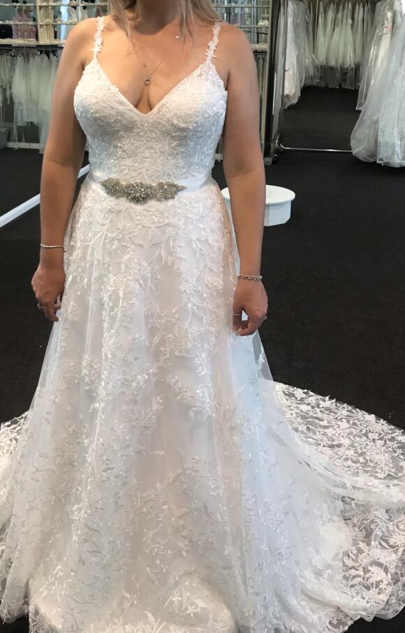 Morilee | Wedding Dress | Aline | C2502
