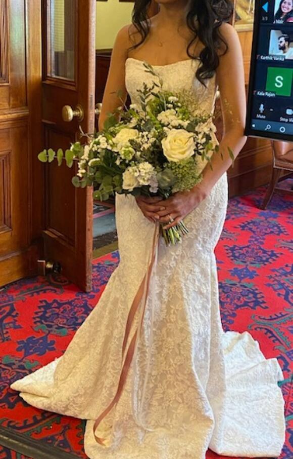 Suzanne Neville | Wedding Dress | Fishtail | C2497