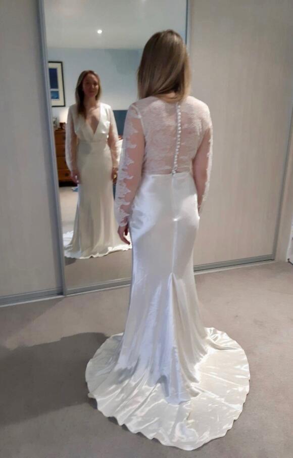 Sanyukta Shrestha   Wedding Dress   Fit to Flare   C2524