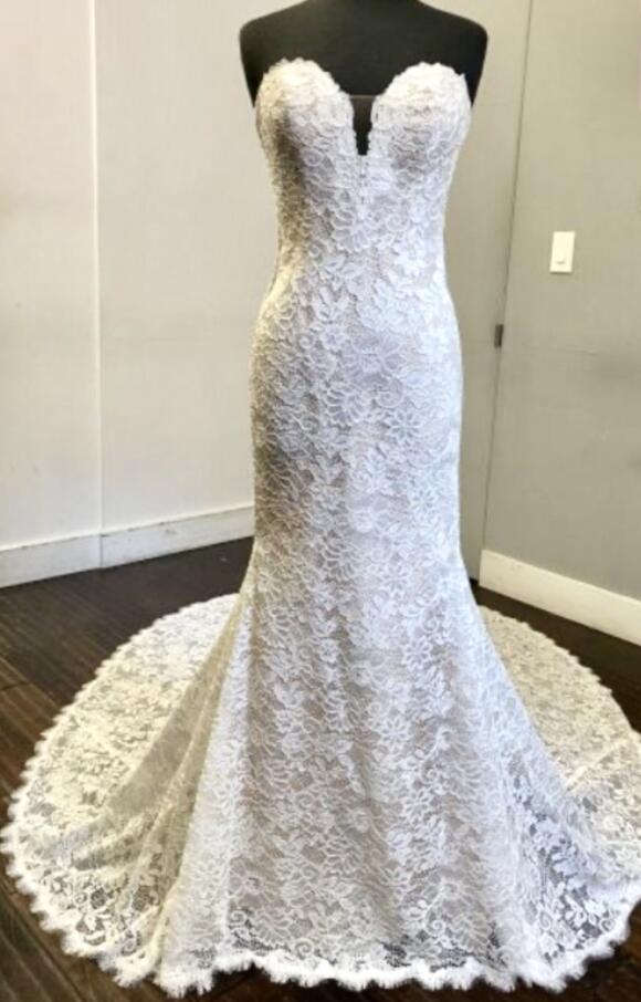 Pronovias | Wedding Dress | Fit to Flare | C2525