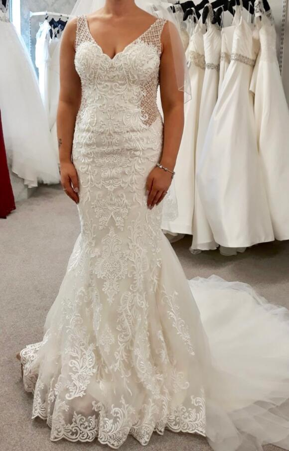 Ronald Joyce | Wedding Dress | Fishtail | C2472