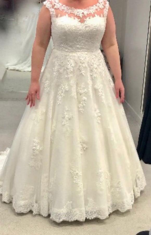 Wed2B | Wedding Dress | Aline | C2446