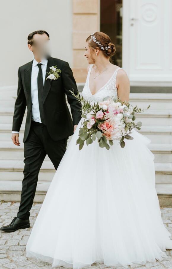 Rosa Clara | Wedding Dress | Aline | C2587