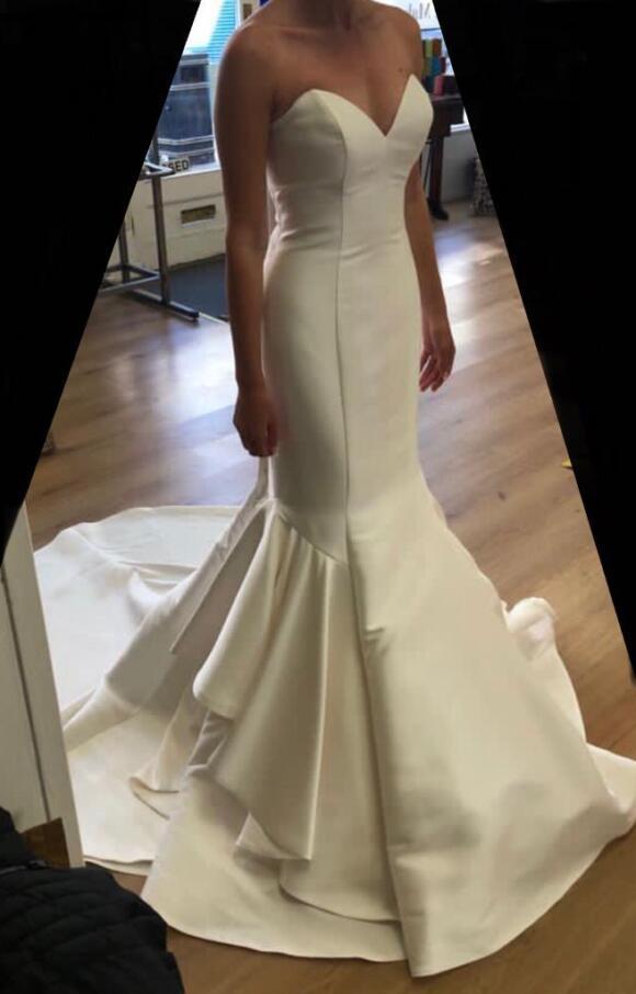 Morilee | Wedding Dress | Fishtail | C2584