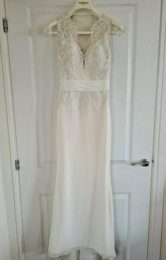 San Patrick   Wedding Dress   Sheath   C2521