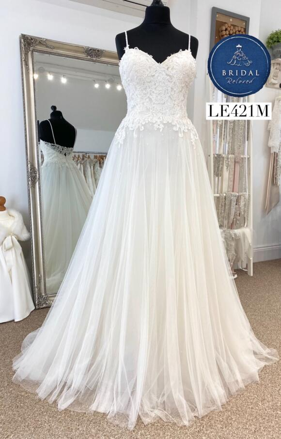 Enzoani | Wedding Dress | Aline | LE421M