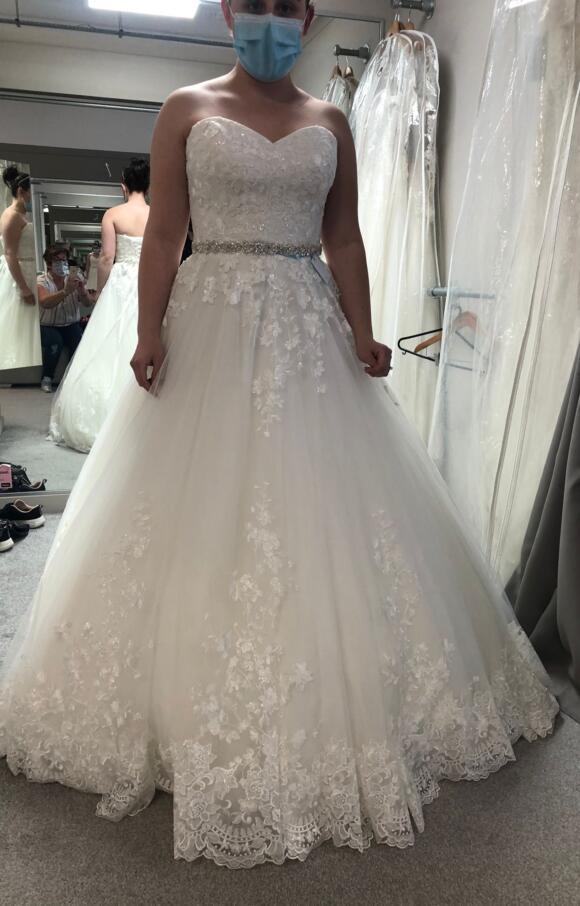 Unknown Designer   Wedding Dress   Princess   C2631