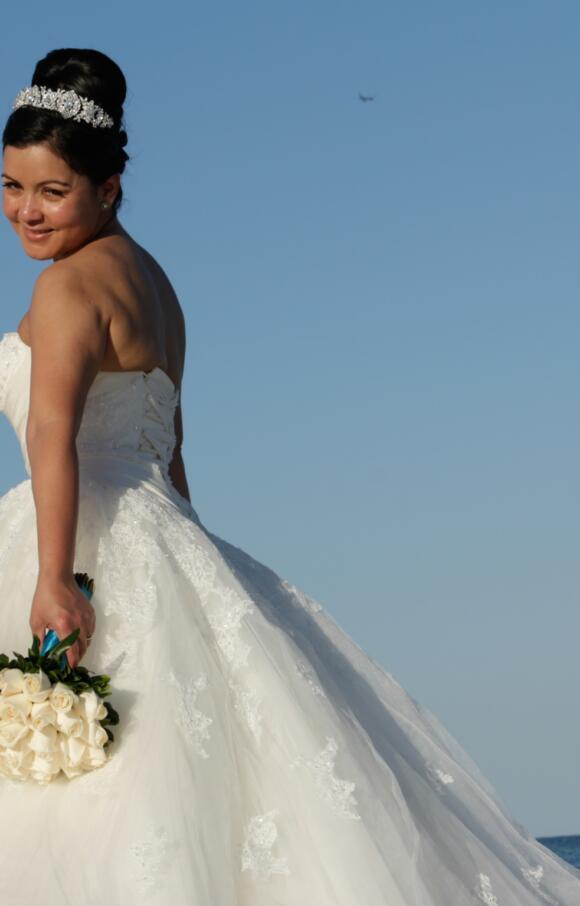 Ellis Bridals   Wedding Dress   Princess   C2621
