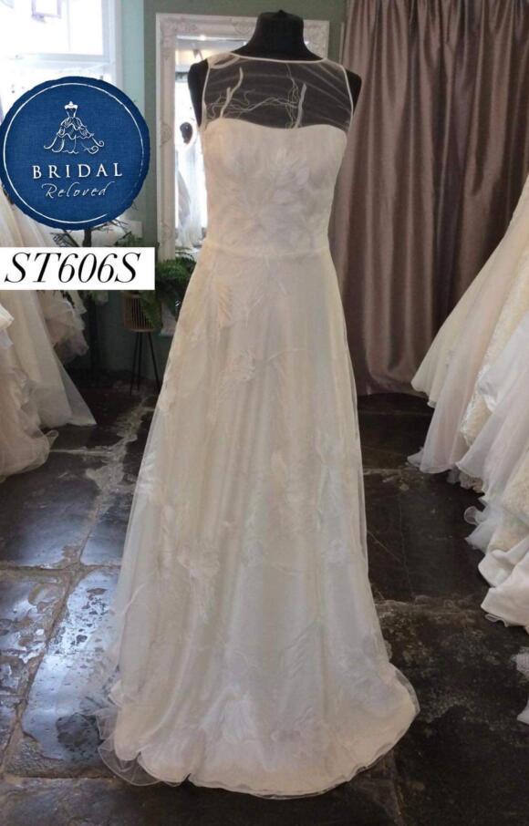 Savin   Wedding Dress   Aline   ST606S