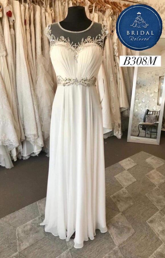 Manon   Wedding Dress   Empire   B308M