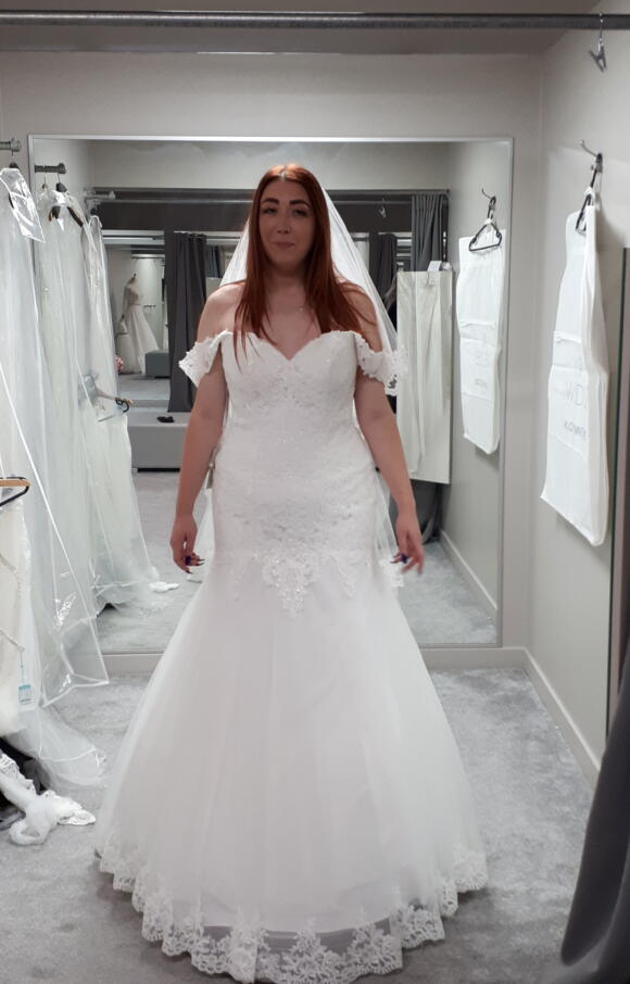 Viva Bride | Wedding Dress | Fishtail | C2589