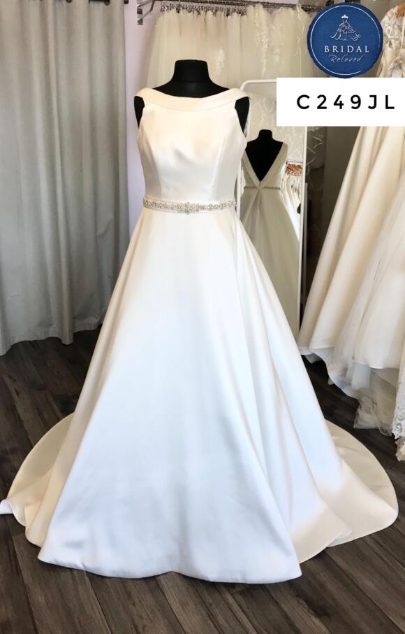 Ronald Joyce | Wedding Dress | Aline | C249JL