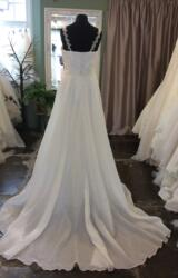 Savin | Wedding Dress | Aline | ST615S