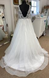 Richard Designs | Wedding Dress | Aline | LE431M