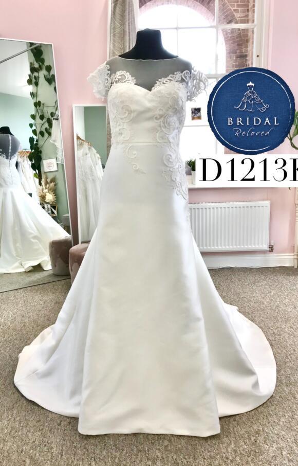 San Patrick | Wedding Dress | Aline | D1213K
