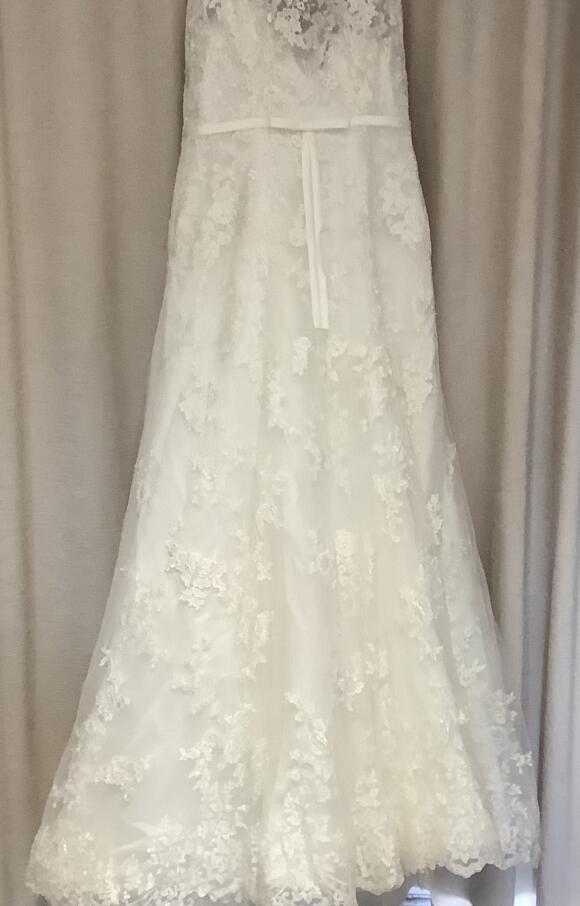 Unknown Designer   Wedding Dress   C2616