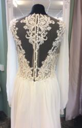 Louisa Jackson   Wedding Dress   Sheath   LJ0002