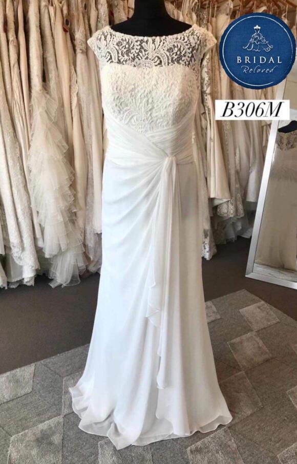 Ronald Joyce | Wedding Dress | Empire | B306M