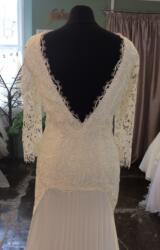 Savin | Wedding Dress | Sheath | ST614S