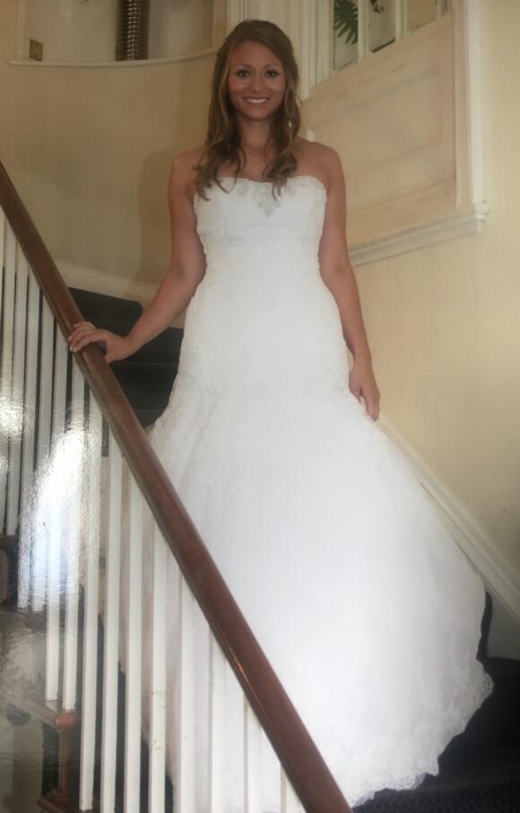 David Tuttera | Wedding Dress | Aline | C2635
