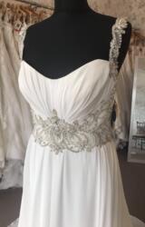 Maggie Sottero   Wedding Dress   Empire   B297M