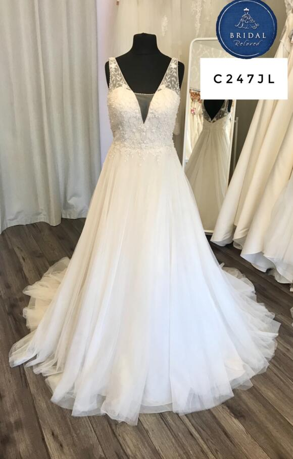Catherine Parry   Wedding Dress   Aline   C247JL