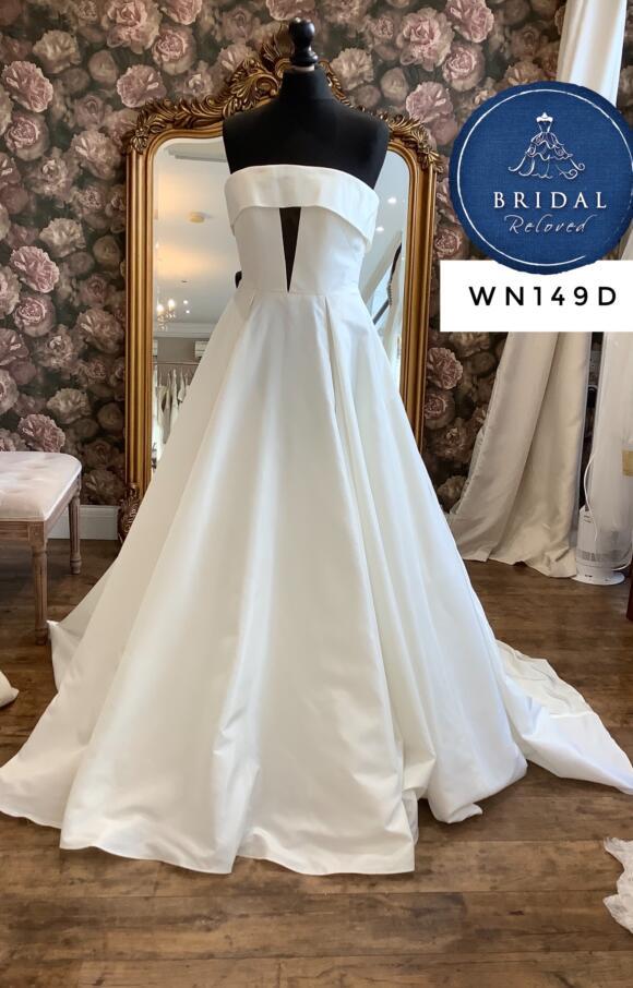 Watters | Wedding Dress | Aline | WN149D