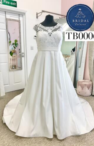 Terra Bridal | Wedding Dress | Aline | TB0006