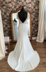 Jack Sullivan   Wedding Dress   Fit to Flare   WN154D