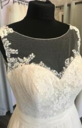 Ella Rosa   Wedding Dress   Aline   C242JL