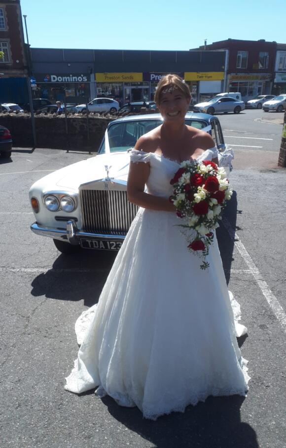Richards   Wedding Dress   Fit to Flare   C2620
