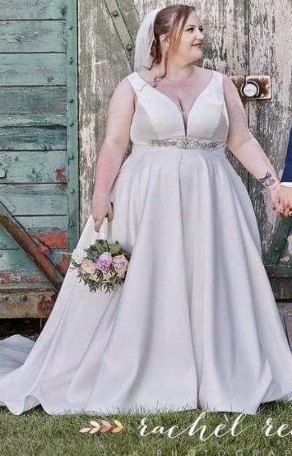 Stella York | Wedding Dress | Aline | C2646