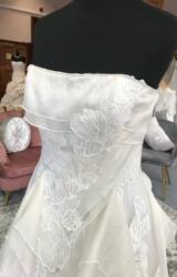 David Fielden | Wedding Dress | Aline | G93C