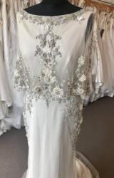 Bowen Dryden   Wedding Dress   Column   B264