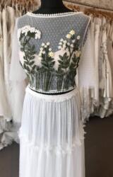 Bowen Dryden   Wedding Dress   Separates   B295