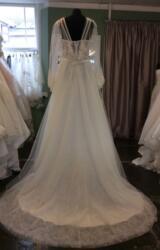 Louisa Jackson   Wedding Dress   Aline   LJ00011