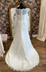 Charlotte Balbier | Wedding Dress | Fit to Flare | WN146D
