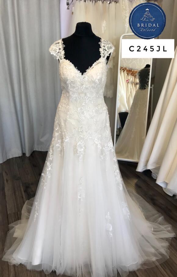 Maggie Sottero | Wedding Dress | Aline | C245JL