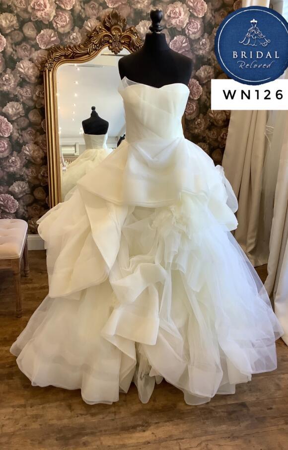 Vera Wang | Wedding Dress | Aline | WN126