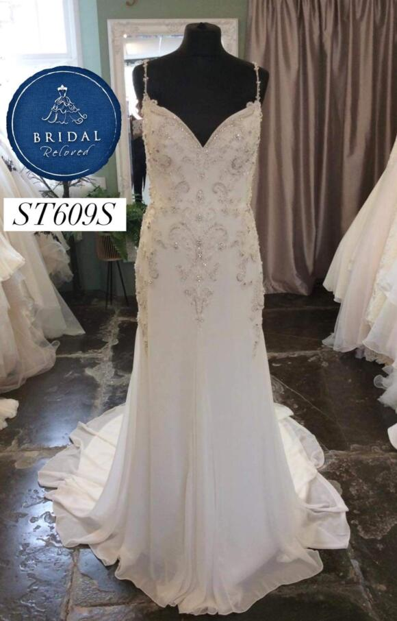 Sottero and Midgley | Wedding Dress | Fit to Flare | ST609S