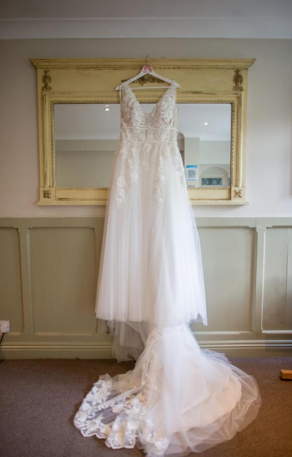 Morilee | Wedding Dress | Aline | C2644